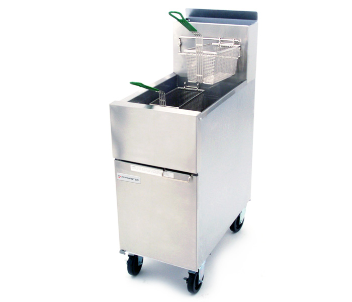SR52G Super Runner Gas Fryer
