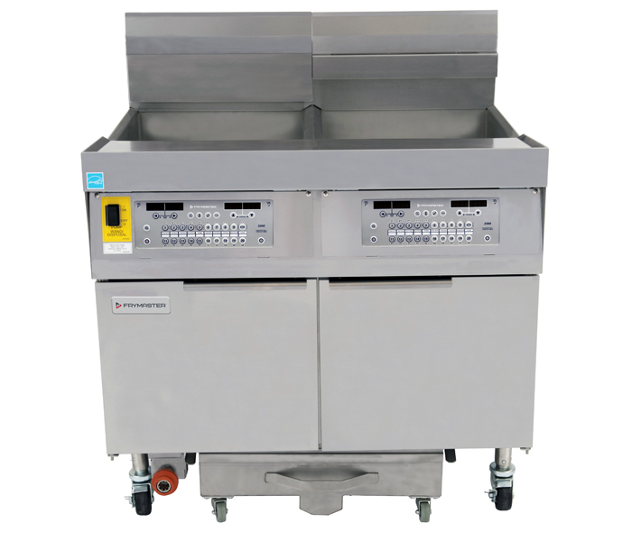 LHD65G Large Vat Gas Fryer