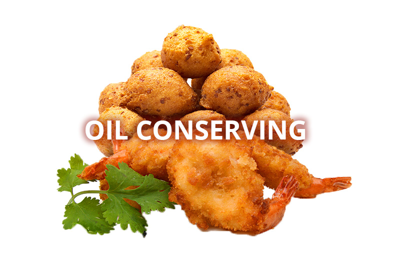 Oil Conserving